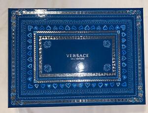 Versace Eau Fraiche Mens Gift Set 4pc