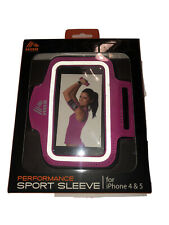 RBX Armband Gym Activities Running Phone Pouch Cover For Mobiles iphone 4 5