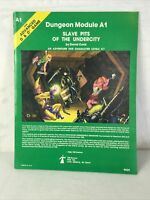 Advanced Dungeons & Dragons Module A1 Slave Pits Of The Undercity TSR 9039