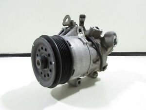 Compressore a/c (aria condizionata) Toyota Yaris 1.4 D 2008 - 4472209739