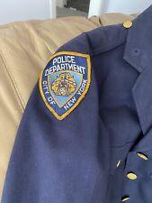 NYPD Dress Uniform Jacket