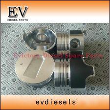 S3L2 connecting rod + water pump + Piston ring liner gasket bearing valve