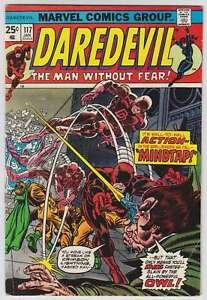 L7030: Daredevil #117, Vol 1, VG/F Condition
