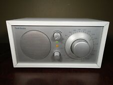 TIVOLI AUDIO MODEL ONE Henry Kloss AM FM RADIO White