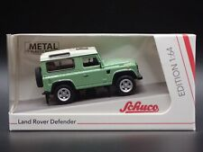 2021 SCHUCO LAND ROVER DEFENDER EDITION 1:64 DIECAST MODEL CAR