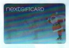 Next Santa Claus Ice Skating 2011 Lenticular Gift Card ( $0 )