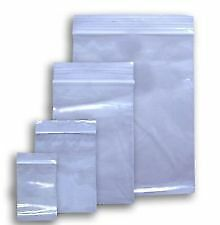 500 Ziplock Zip Lock 2x3 Small Reclosable Clear Plastic Poly Bags