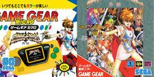 """ SEGA "" Sega Game Gear Micro Yellow Handheld console System 30th Anniversary"