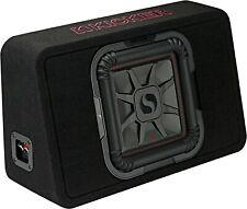 """Kicker 46Tl7T102 Car Audio 10"""" L7T Subwoofer Enclosure Thin Box 2-Ohm Tl7T102"""
