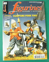 figurines Nr.49 tradition actualité technique Dezember 2002 Magazin  B-16869
