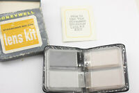 Flash Filter Kit Honeywell Strobonar 310/330 Lens Kit #4301 - USED D22