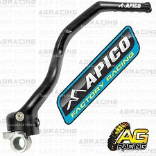Apico Black Kick Start Lever Pedal For Kawasaki KX 250F 2009 Motocross Enduro