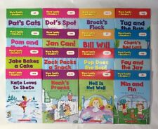 Word Family Readers Lot 16 Childrens Books Phonics Learn to Read Set NEW