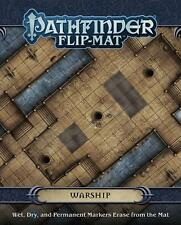 Pathfinder Flip Mat Warship Game by Paizo Publishing PZO 30065