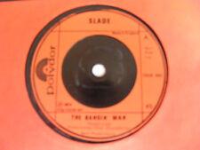 "SLADE The Bangin' Man N/Mint Polydor UK 1974 7"""