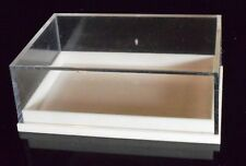 QTY 10- Med Low Long 2.25 in-Perky Mineral Rock Fossil Polystyrene Display Boxes