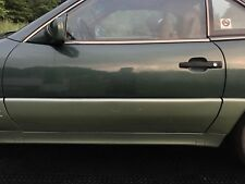 Mercedes Benz R129 300, 500SL SL 320, 500, 600 Left Side Pine Green Driver Door