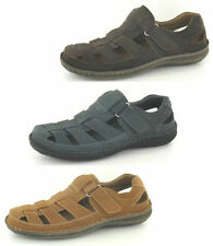 Suede Casual Strapped Sandals for Men