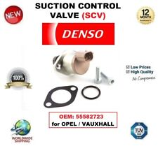 DENSO SCV SUCTION CONTROL VALVE OEM: 55582723 for OPEL and VAUXHALL BRAND NEW