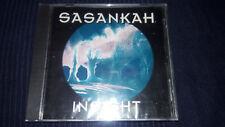 SASANKAH Insight Electronic/Minimal/Ambient CD 10 Tracks EXTREM RAR+NEU+foliert!