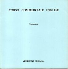 X42 Corso commerciale inglese -Jean Rey- traduzione -Visaphone italiana 1973