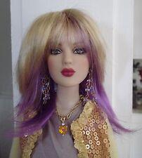 Monique Jojo Wig 5/6 Sybarites Numina Wiggs Lati Tyler Kish Blonde & Purple