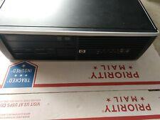 Hp 6005 Sff Computer Amd Dual Core 3.2Ghz 6Gb Ram 250Gb Ati Radeon Win10 Pro