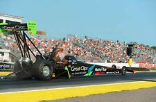 OUR EXCLUSIVE! 2016 Clay Millican GREAT CLIPS PARTS+PLUS NHRA Top Fuel Dragster