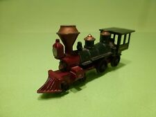 MATCHBOX   - MODELS OF YESTERYEAR -  AMERICAN LOCO  4/4/0 -  NICE  CONDITION