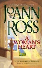 A Woman's Heart by JoAnn Ross (2002, Paperback) Novel
