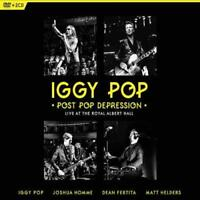 IGGY POP: POST POP DEPRESSION - LIVE AT THE ROYAL ALBERT HALL NEW DVD