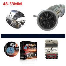 48-53MM Machinery Turbocharger Fuel Saver Oil Accelerator Improve Air-fuel Ratio