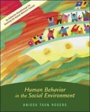 Human Behavior In The Social Environment (New Directions in Social Work (Boston,