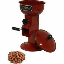 Nutcracker Walnut Almond and Hazelnut Crushing Machine Complete Metal Red