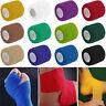 Cohesive Elastic Bandage Gauze Tape First Aid Medical body Care Sports Wrap