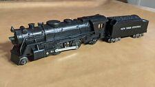 Marx 666 Locomotive and tender Runs Well, Very Nice, Original, smokes
