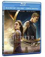 Jupiter - Il destino dell'universo (Blu-Ray 3D + Blu Ray 2 D+ Copia Digitale)