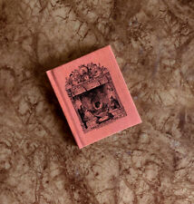 Cinderella George Cruickshank Illustrations Hillside Press Ltd Ed Miniature Book