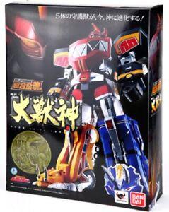 Bandai Soul Chogokin GX-72 Mighty Morphin Power Rangers Dino MMPR Megazord Japan