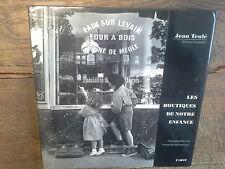 les boutiques de notre enfance / Jean Teulé / Zazou Gagarine