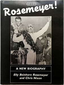 Rosemeyer!  Elly Beinhorn Rosemeyer & Chris Nixon.