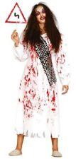 Disfraces de mujer de color principal blanco talla L