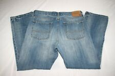 American Eagle Original Straight Blue Jean Men 33x30 NEW