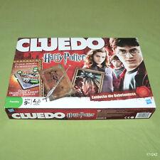 Cluedo Harry Potter a partir de 9 años de coleccionista rojas-salida de Hasbro © 2011 top! rar!