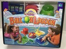 Cranium Balloon Lagoon 2004 NEW Carnival Board Game COMPLETE
