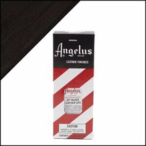 Angelus Leather Dye Jet Black 88 ml (11,30€/100 ml)