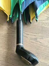 Regenschirm im Gölfschläger-Design von Aigner selten Länge 103 cm DM 125 cm