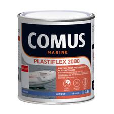 Plastiflex 2000 Peinture Pneumatique 500 ML Blanc