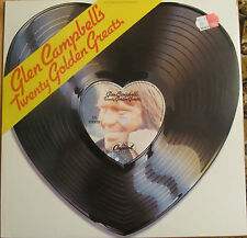 THE GLEN CAMPBELL'S TWENTY GOLDEN GREATS    LP