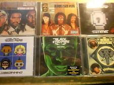 Black Eyed Peas [6 CD] END + Gap + Front + Beginning +